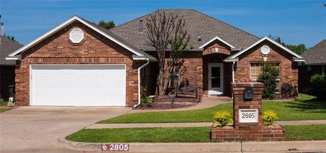 2805 Weymouth Court, Norman, OK 73071 (MLS #912750) :: Homestead & Co