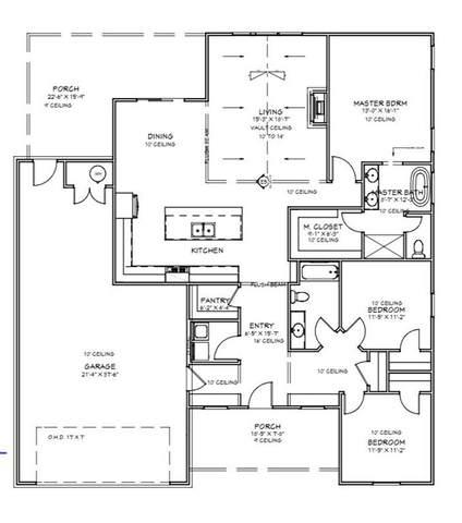 11504 NW 107th Street, Yukon, OK 73099 (MLS #912790) :: Homestead & Co
