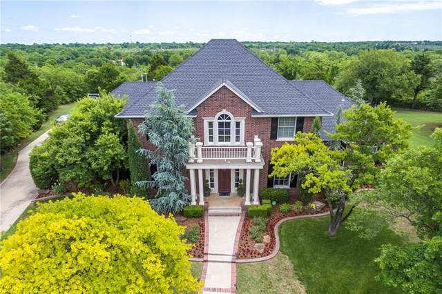 12224 Bunting Circle, Edmond, OK 73013 (MLS #912796) :: Homestead & Co