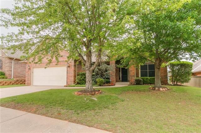 13408 Auburn Lane, Edmond, OK 73013 (MLS #912803) :: Erhardt Group at Keller Williams Mulinix OKC