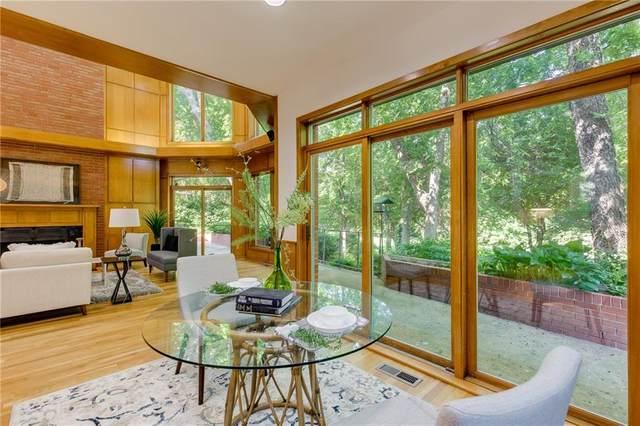 1320 Brookside Drive, Norman, OK 73072 (MLS #912805) :: Homestead & Co