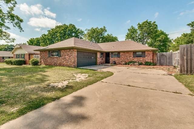 4305 NW 57th Street, Oklahoma City, OK 73112 (MLS #912808) :: Homestead & Co