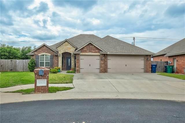 12637 Smithfield Lane, Oklahoma City, OK 73173 (MLS #912840) :: Homestead & Co