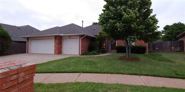 409 NW 138 Circle, Oklahoma City, OK 73013 (MLS #912842) :: Homestead & Co