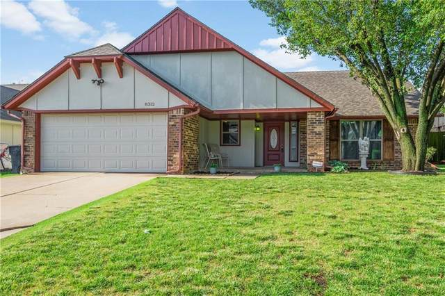 8312 NW 113th Street, Oklahoma City, OK 73162 (MLS #912872) :: Homestead & Co