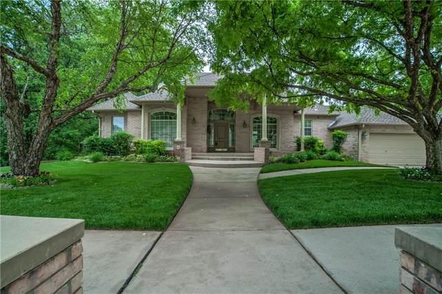 1100 N Teeside Boulevard, Edmond, OK 73034 (MLS #912875) :: Homestead & Co