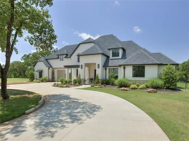 6801 Gentry Circle, Edmond, OK 73034 (MLS #912883) :: Homestead & Co