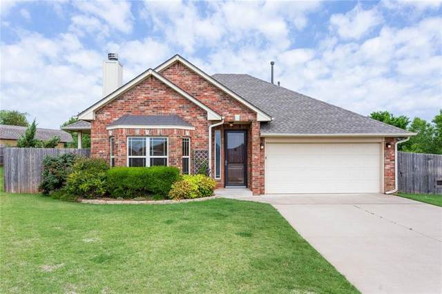 413 Cindy Court, Piedmont, OK 73078 (MLS #912911) :: Keri Gray Homes