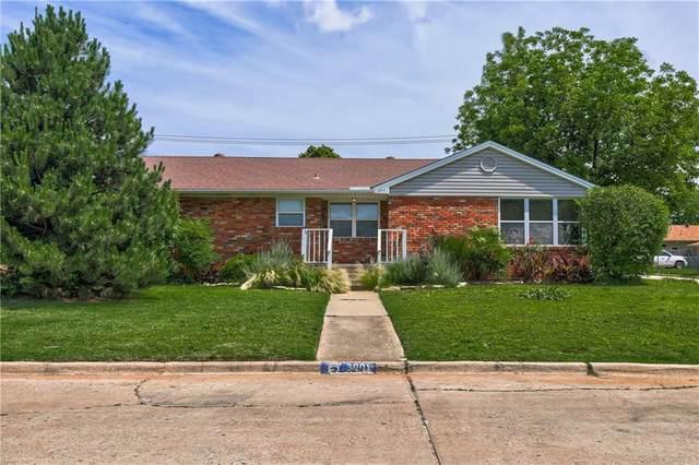 3001 NW 71ST Street, Oklahoma City, OK 73116 (MLS #912934) :: Keri Gray Homes