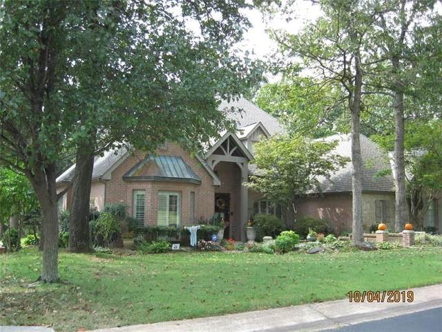 3324 Deer Valley, Edmond, OK 73034 (MLS #912941) :: Homestead & Co