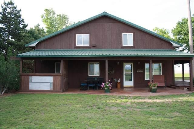 24173 E 990 Road, Weatherford, OK 73096 (MLS #912952) :: Homestead & Co
