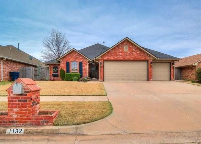 1132 SW 127th Place, Oklahoma City, OK 73170 (MLS #912957) :: Homestead & Co