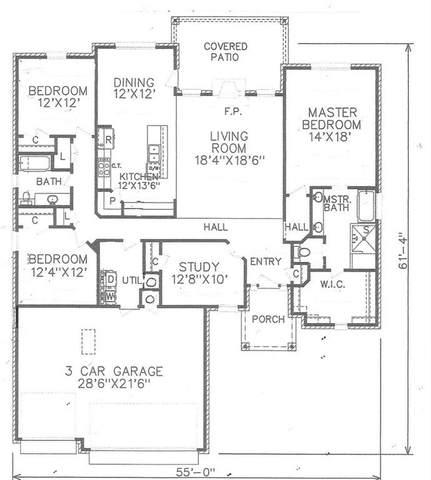 1325 Kelly Farms Rd, Edmond, OK 73025 (MLS #912958) :: Homestead & Co