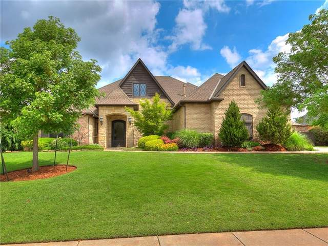 331 Oak Summit Road, Edmond, OK 73025 (MLS #912974) :: Homestead & Co
