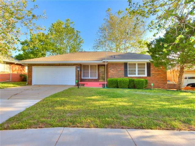 3317 NW 62nd Street, Oklahoma City, OK 73112 (MLS #912980) :: Homestead & Co