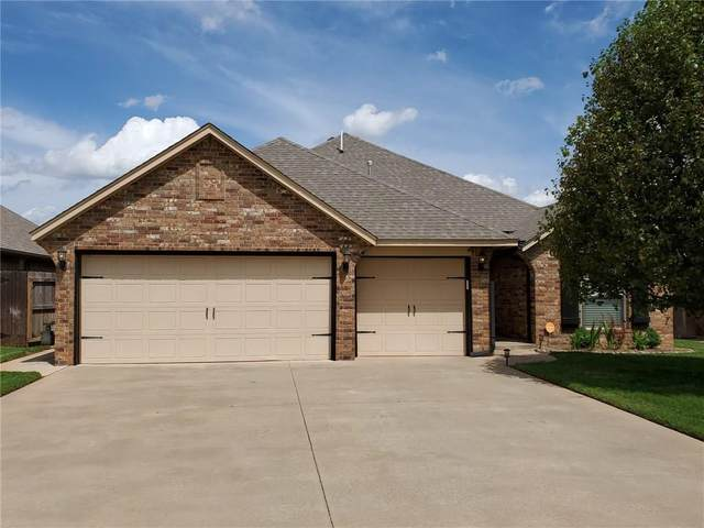 1908 Timber Ridge, Yukon, OK 73099 (MLS #912993) :: Homestead & Co