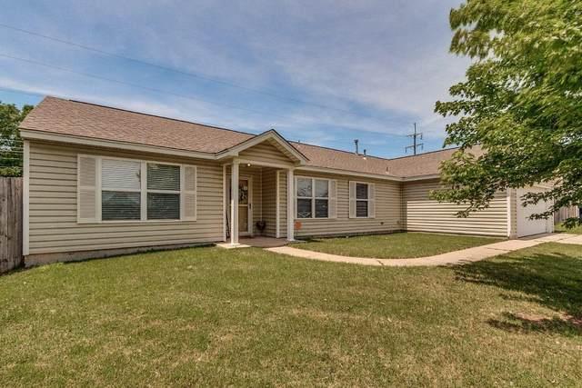8709 Jade Way, Oklahoma City, OK 73135 (MLS #913018) :: Homestead & Co