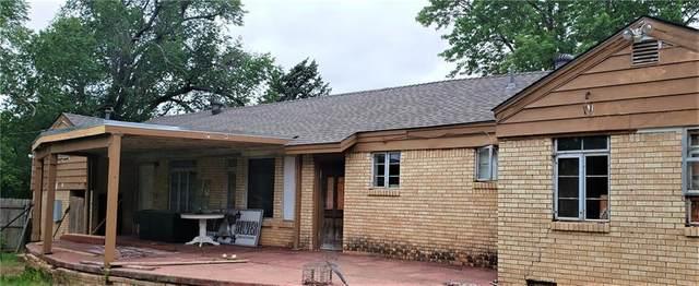802 NE 71st Street, Oklahoma City, OK 73105 (MLS #913024) :: Erhardt Group at Keller Williams Mulinix OKC