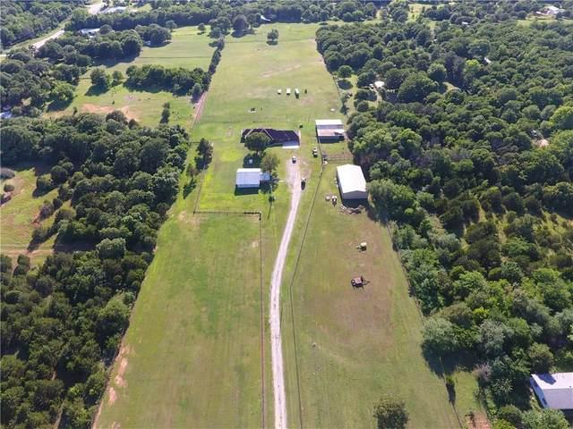 2801 S Peebly Road, Choctaw, OK 73020 (MLS #913027) :: Homestead & Co