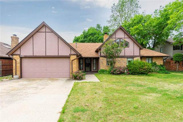 3105 N Downing Court, Bethany, OK 73008 (MLS #913029) :: Homestead & Co