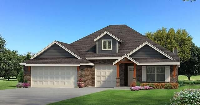 12600 Pinewood Lane, Oklahoma City, OK 73142 (MLS #913041) :: Homestead & Co