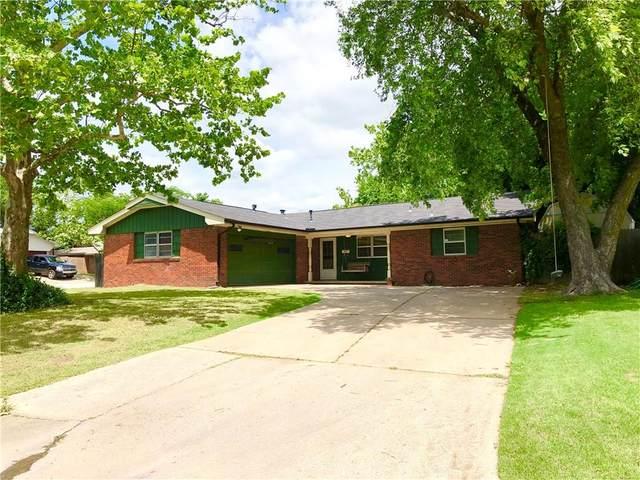 439 Forest Drive, Norman, OK 73069 (MLS #913050) :: Erhardt Group at Keller Williams Mulinix OKC