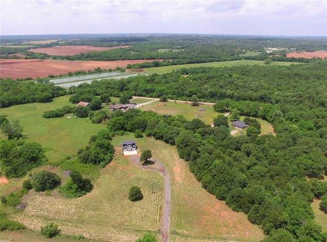 18431 Hogback Road, Luther, OK 73054 (MLS #913075) :: Homestead & Co
