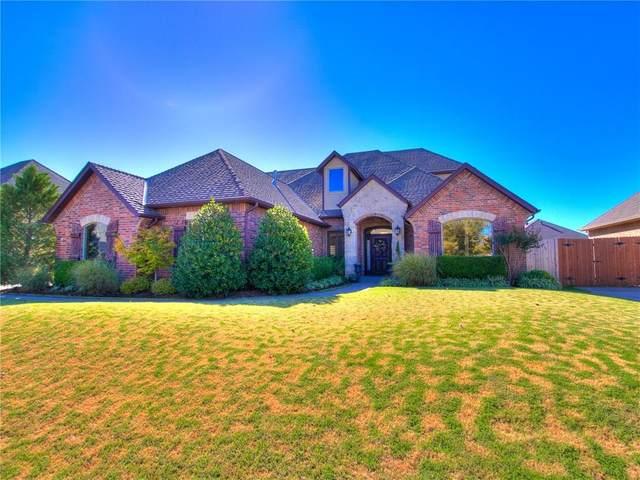 2808 SW 139th Street, Oklahoma City, OK 73170 (MLS #913084) :: Homestead & Co