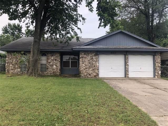 9312 NE 16th Street, Midwest City, OK 73130 (MLS #913097) :: Homestead & Co