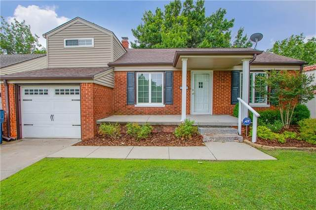 908 NW 48th Street, Oklahoma City, OK 73118 (MLS #913117) :: Homestead & Co