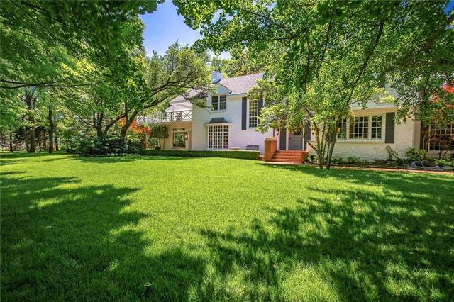 4505 N Portland Avenue, Oklahoma City, OK 73112 (MLS #913120) :: Homestead & Co