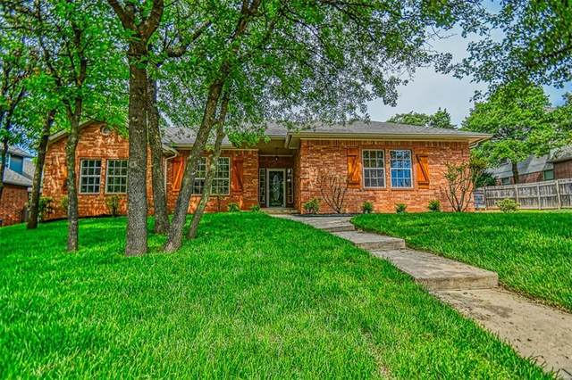 2817 Asheforde Oaks Boulevard, Edmond, OK 73034 (MLS #913122) :: Homestead & Co