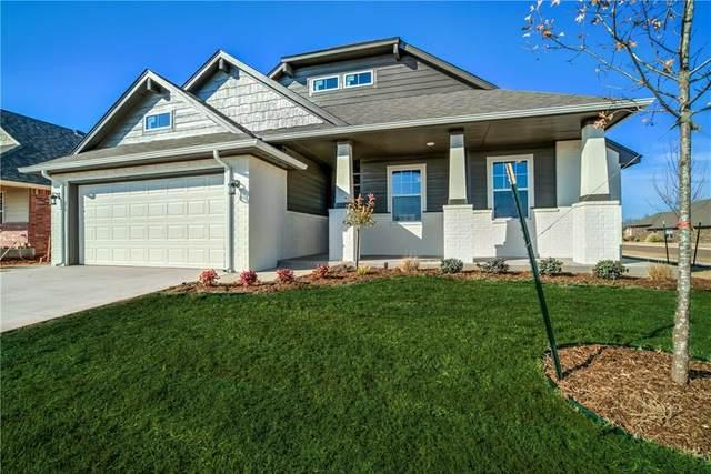 6701 NW 149th Street, Oklahoma City, OK 73142 (MLS #913132) :: Homestead & Co