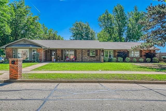 1301 W Brookhaven Boulevard, Norman, OK 73072 (MLS #913135) :: Homestead & Co