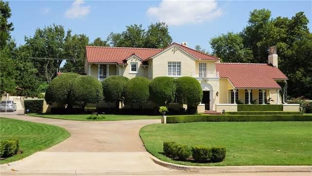 1503 W Wilshire Boulevard, Nichols Hills, OK 73116 (MLS #913211) :: Homestead & Co