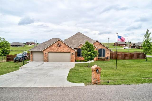 1387 County Street 2976, Blanchard, OK 73010 (MLS #913219) :: Keri Gray Homes