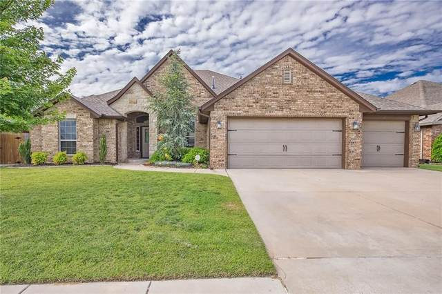 11216 SW 38th Street, Mustang, OK 73064 (MLS #913226) :: Your H.O.M.E. Team