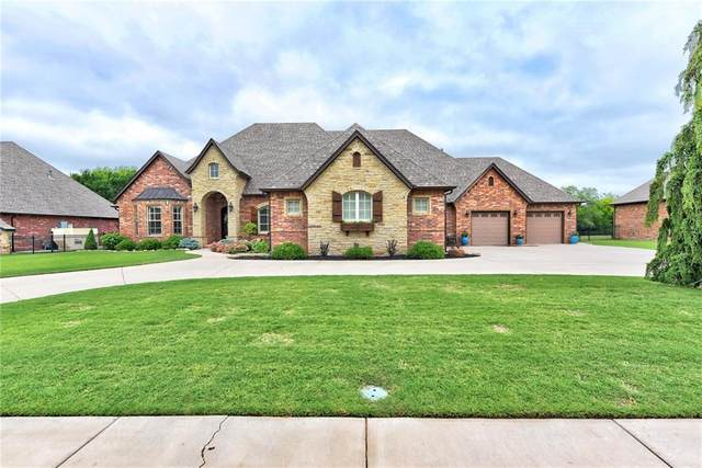 12901 Pond View Drive, Oklahoma City, OK 73173 (MLS #913256) :: Homestead & Co