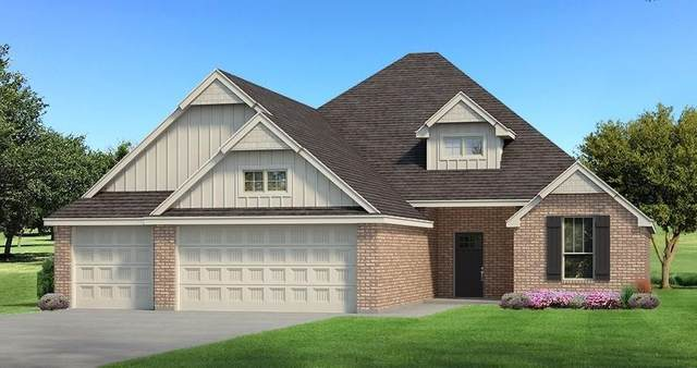 8412 NW 160th Street, Edmond, OK 73013 (MLS #913282) :: Homestead & Co