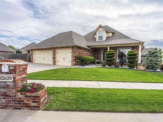 12629 Lexington Drive, Oklahoma City, OK 73173 (MLS #913287) :: Homestead & Co
