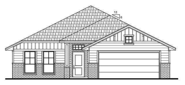 11605 SW 9th Street, Yukon, OK 73099 (MLS #913310) :: Homestead & Co