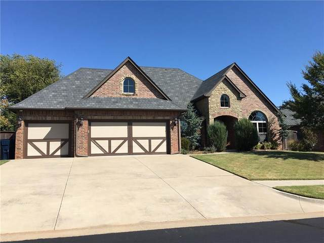 13105 Cottingham Road, Oklahoma City, OK 73142 (MLS #913337) :: ClearPoint Realty