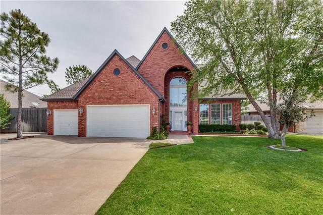 11512 Shasta Lane, Oklahoma City, OK 73162 (MLS #913348) :: Homestead & Co