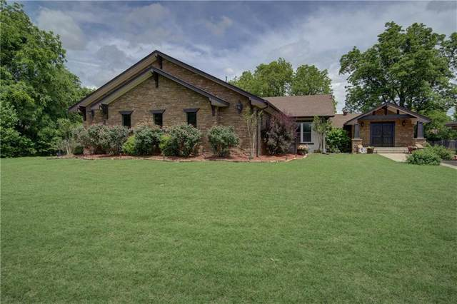 1277 N Adkins Hill Road, Norman, OK 73072 (MLS #913350) :: Homestead & Co