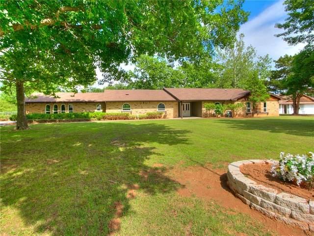 728 N Westminster Road, Choctaw, OK 73130 (MLS #913355) :: Homestead & Co