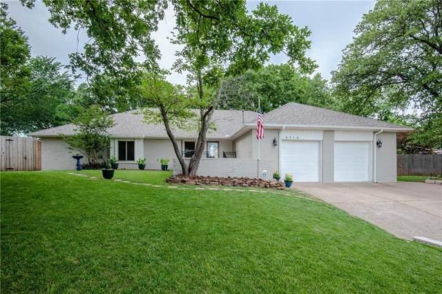 3713 Spring Hill Drive, Edmond, OK 73013 (MLS #913382) :: Homestead & Co