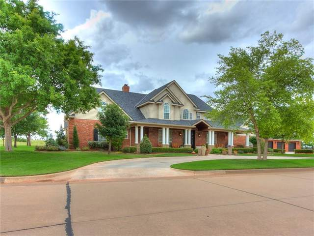 508 Brandley Circle, Okarche, OK 73762 (MLS #913388) :: Homestead & Co