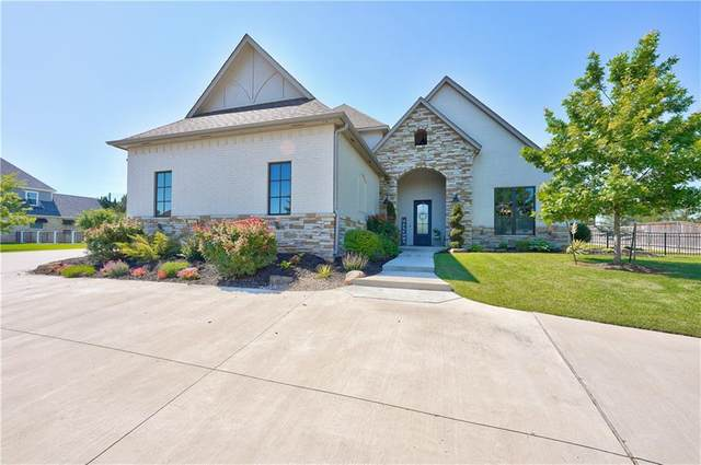 504 Country Club Drive, Edmond, OK 73025 (MLS #913389) :: ClearPoint Realty