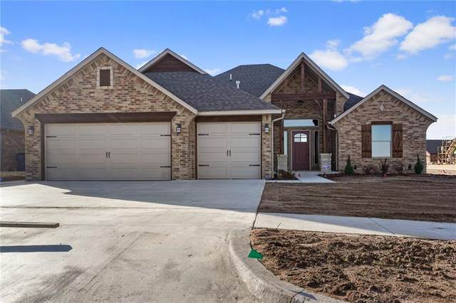 1471 Pineridge Circle, Piedmont, OK 73078 (MLS #913397) :: Keri Gray Homes