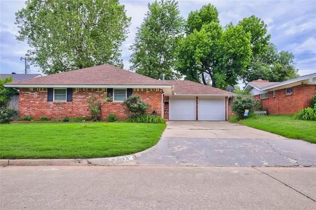 7716 NW 25th Street, Bethany, OK 73008 (MLS #913414) :: Homestead & Co